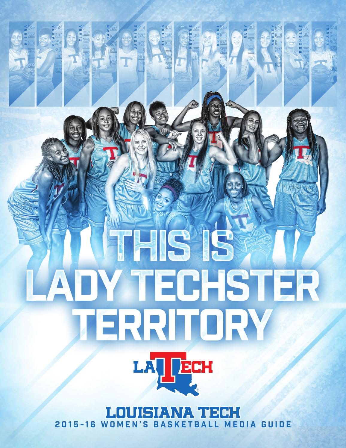 2015-16 Louisiana Tech Women's Basketball Media Guide by Louisiana Tech  Athletics - issuu