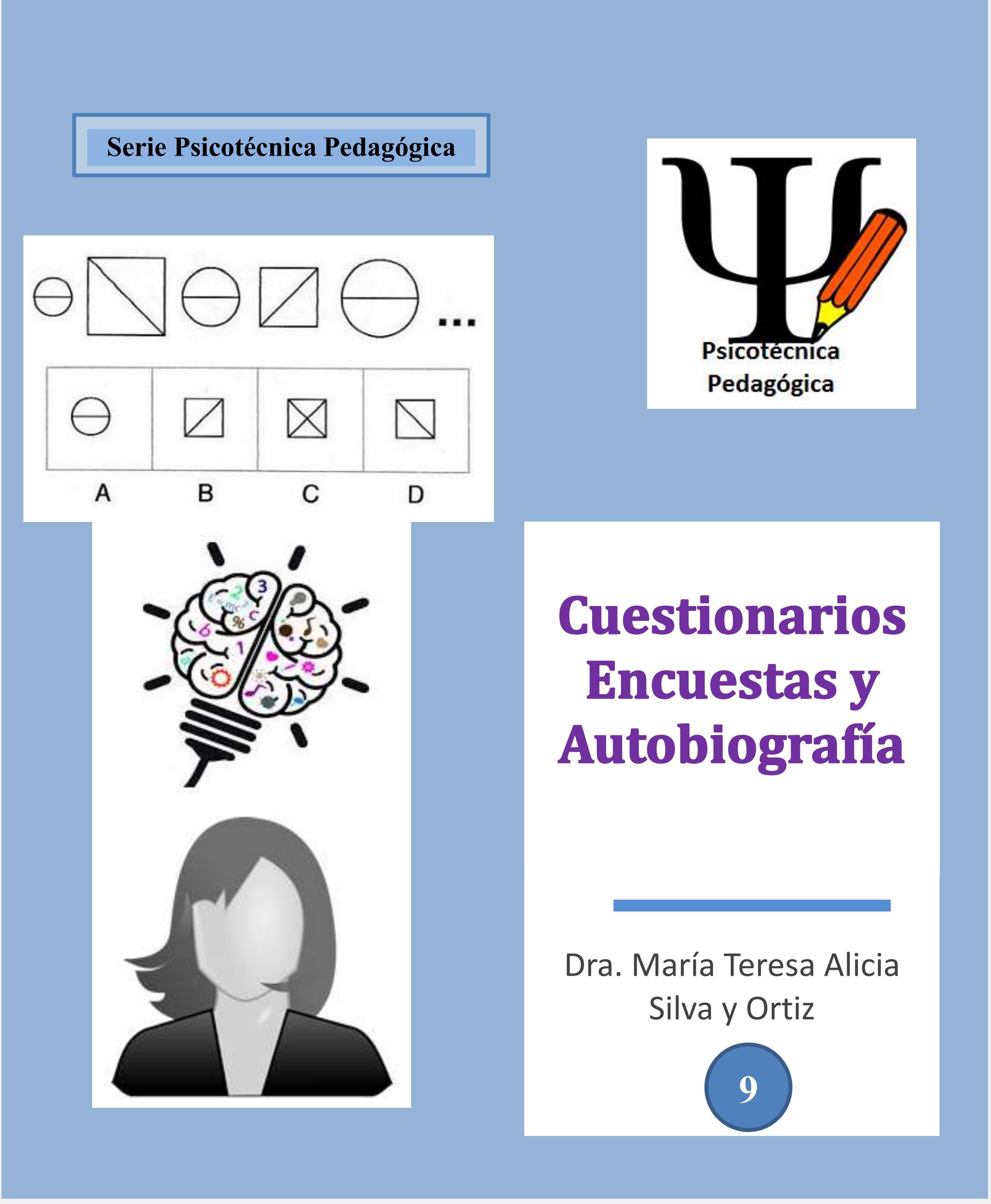 9 cuestionarios encuestas y autobiograf a by tessie silva issuu - Como vallar un campo ...