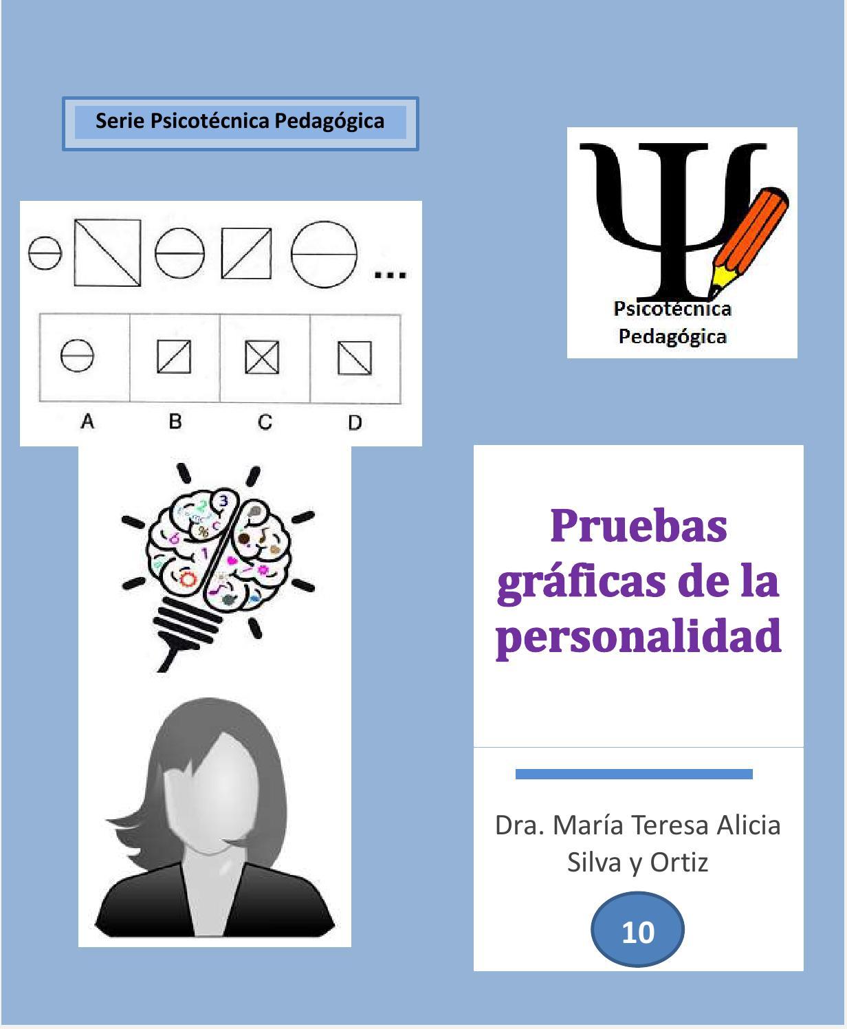 10. Pruebas gráficas de la personalidad. by Tessie Silva - issuu