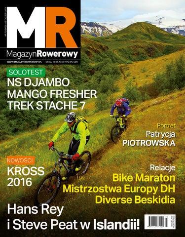 08c134840ad74 Magazyn Rowerowy 7 15 124  Styczeń-Luty 2016 by Grabek Media - issuu
