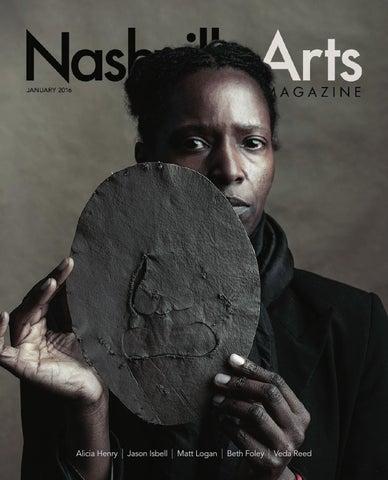 Nashville Arts Magazine January 2016 By
