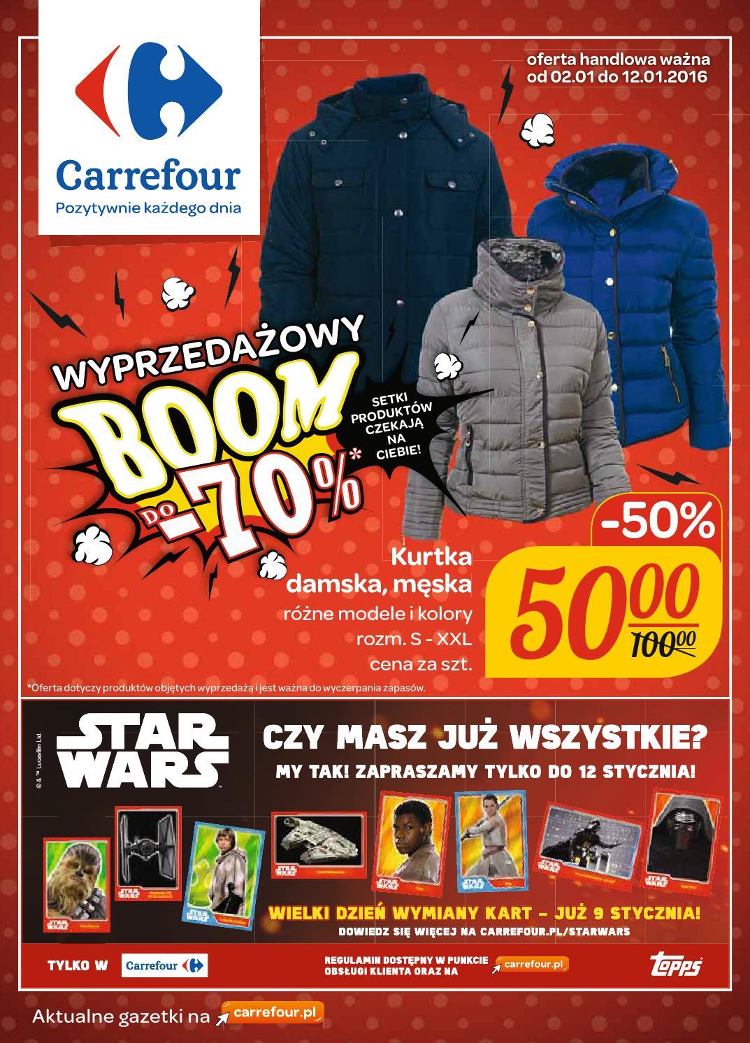 76f3b62b104a8 Carrefour gazetka od 02.01 do 12.01.2016 by iUlotka.pl - issuu