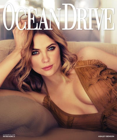 a42040602001b1 Ocean Drive - 2016 - Issue 1 - January - Ashley Benson by MODERN ...