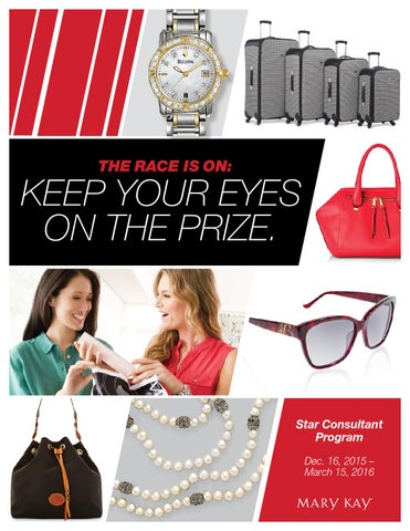 Star consultant prizes mary kay