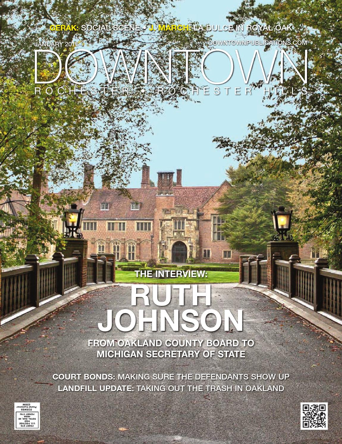 downtown rochester rochester hills by downtown publications inc