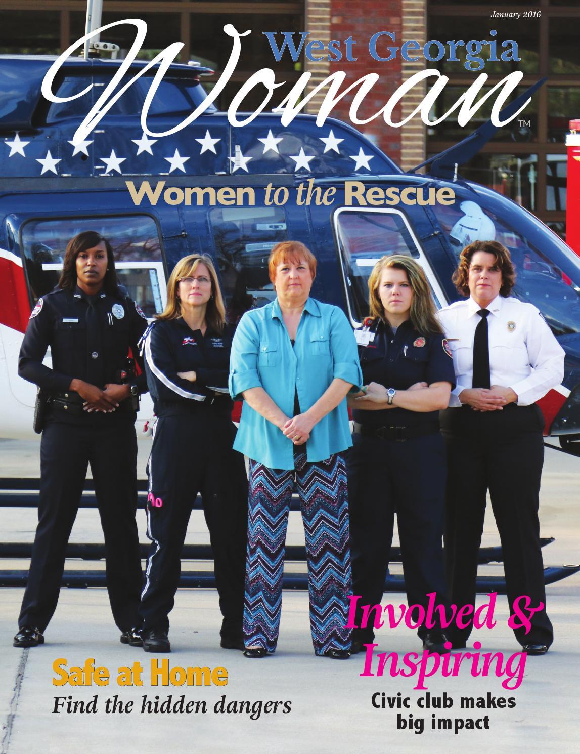West Georgia Woman Magazine January 2016 by Angel Media, LLC - issuu