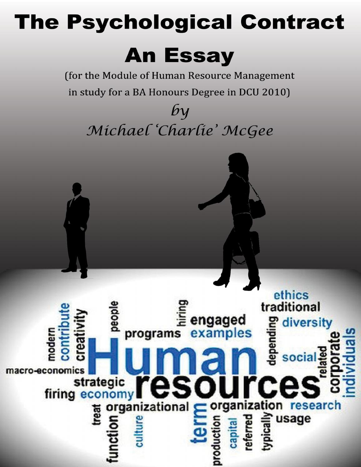 human resources compliance and ethics essay