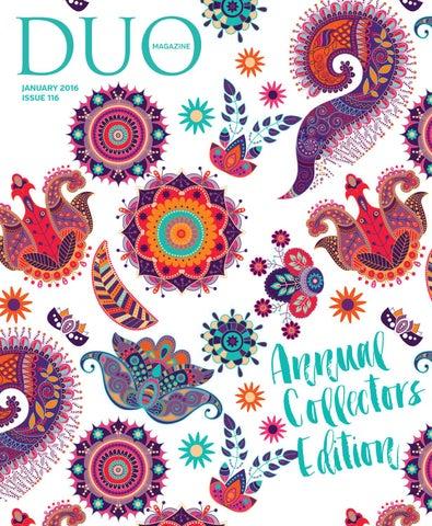 6498717ca49 DUO Magazine January 2016 by DUO Magazine - issuu