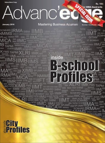 A mba jan2016 by IMS Publications - issuu