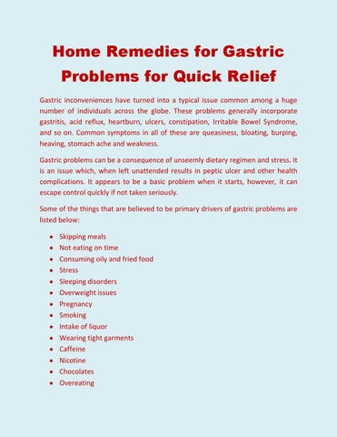 Home remedies for gastric problems for quick relief by Ramdev Baba