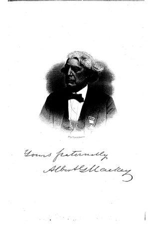 Albert G Mackey Encyclopedia Of Freemasonry Vol 1 By Doric Lodge Issuu