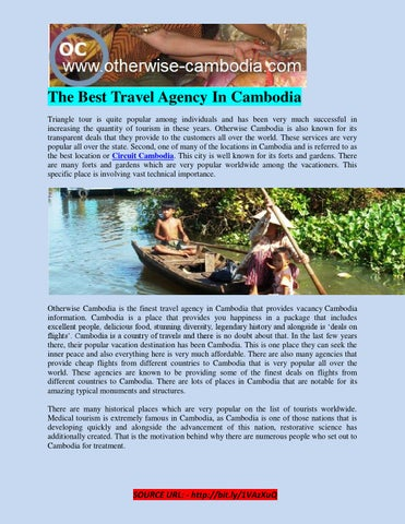 The best travel agency in