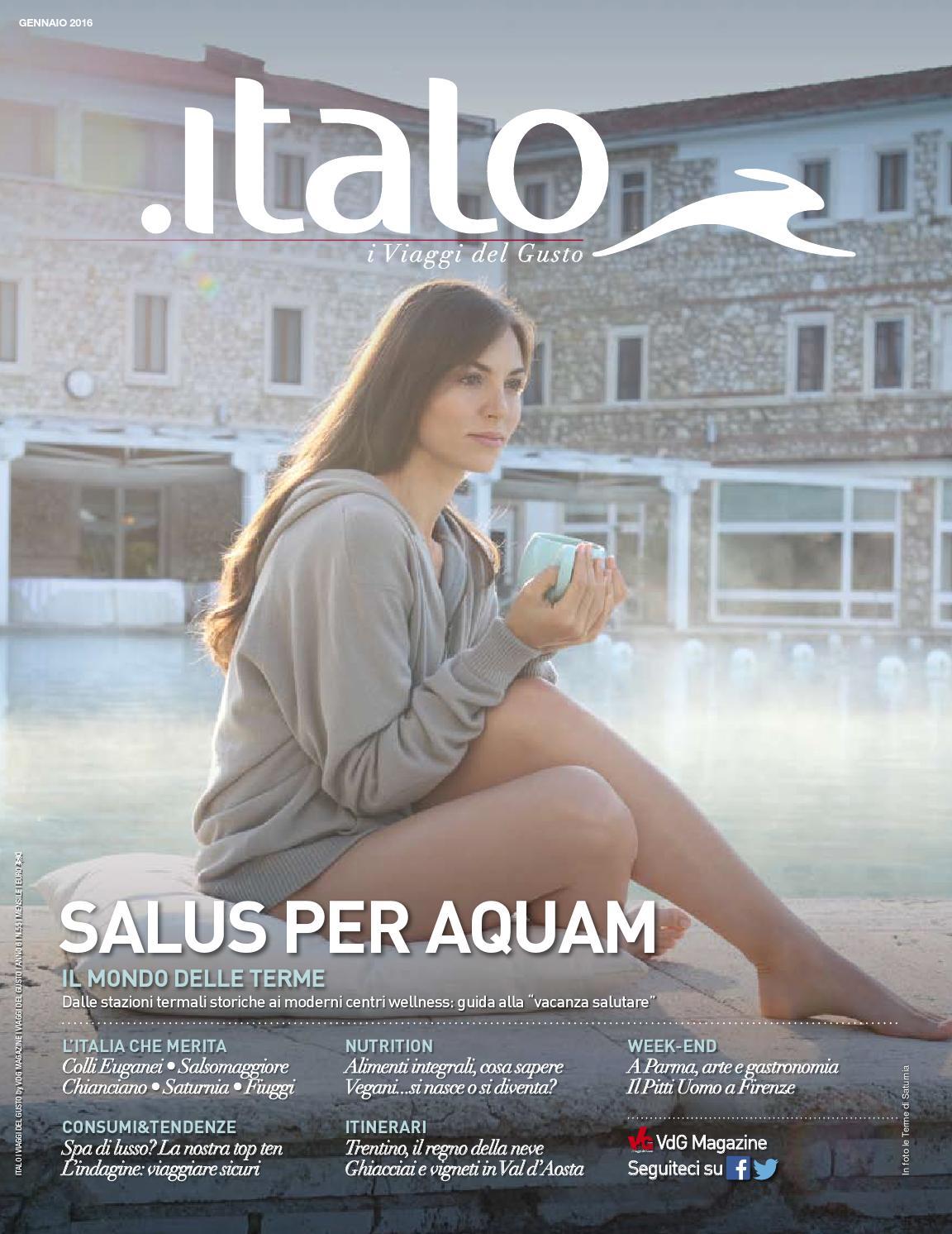 Italo i Viaggi del Gusto gennaio 2016 by vdgmagazine - issuu 37a515ee805