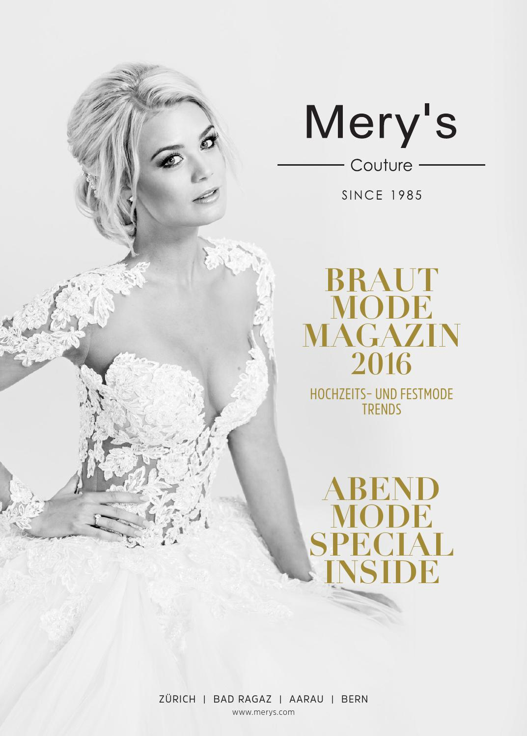 Mery\'s Couture Magazin 2016 by Mery\'s Couture - issuu