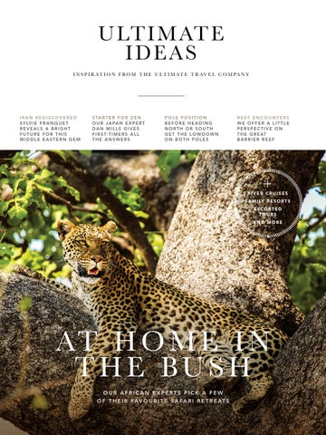 Ultimate Ideas | January 2016 By The Ultimate Travel Company   Issuu