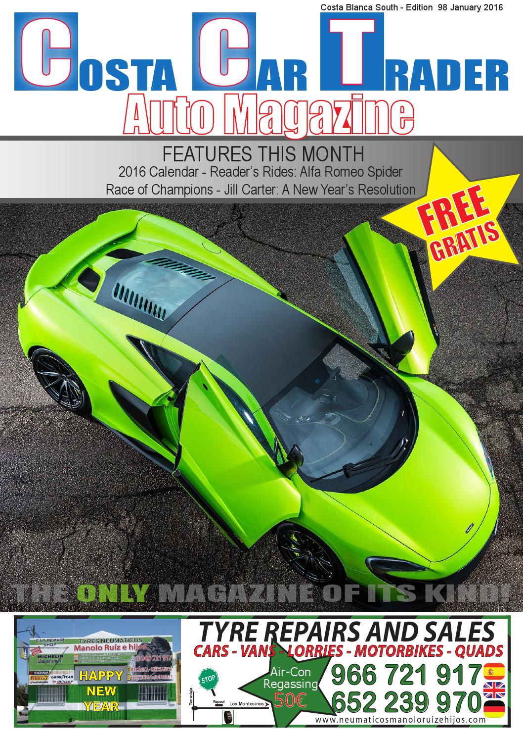 d024f05e74 CCT January 2016 by Costa Car Trader - issuu