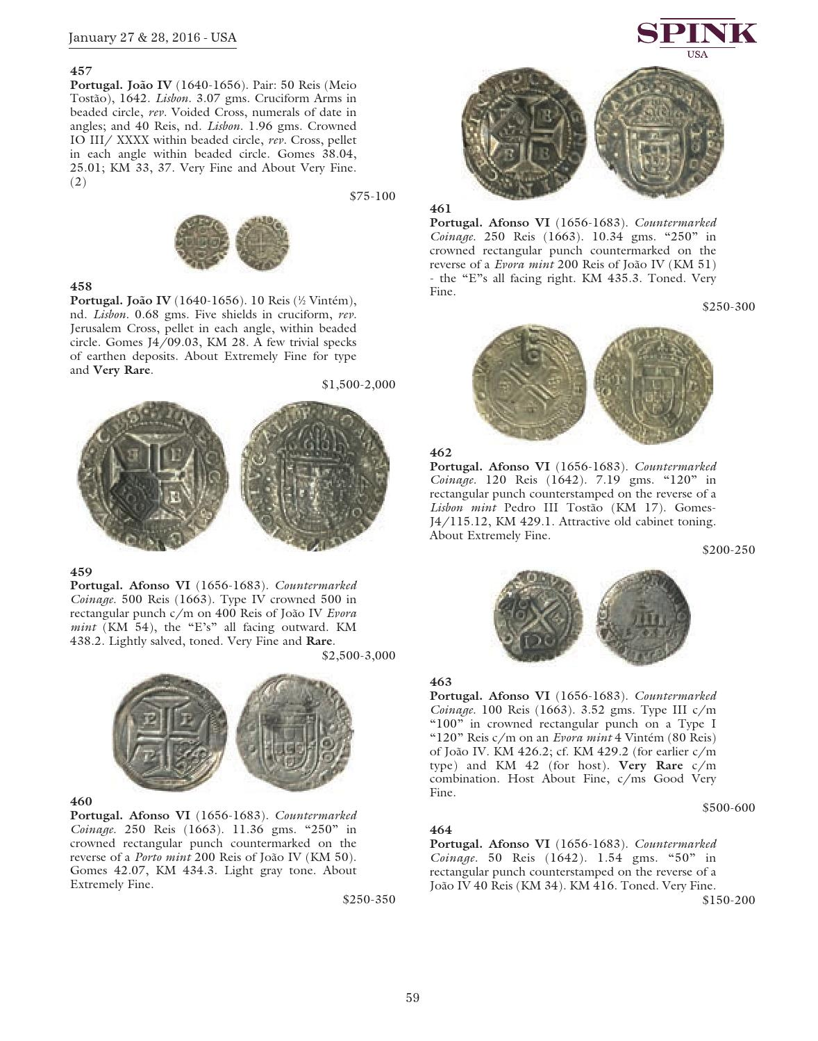 7d37783e24fb The Numismatic Collector s Series Sale - 323 by Spink and Son - issuu
