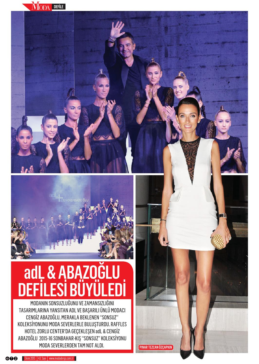 Adl cengiz abazoğlu 2013 katalog