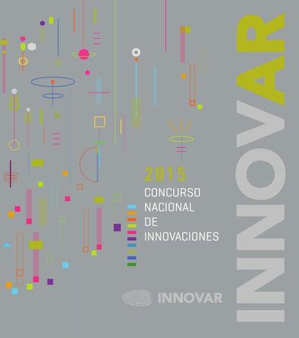 29b3beb6fb Catálogo INNOVAR 2011 by Concurso INNOVAR - issuu