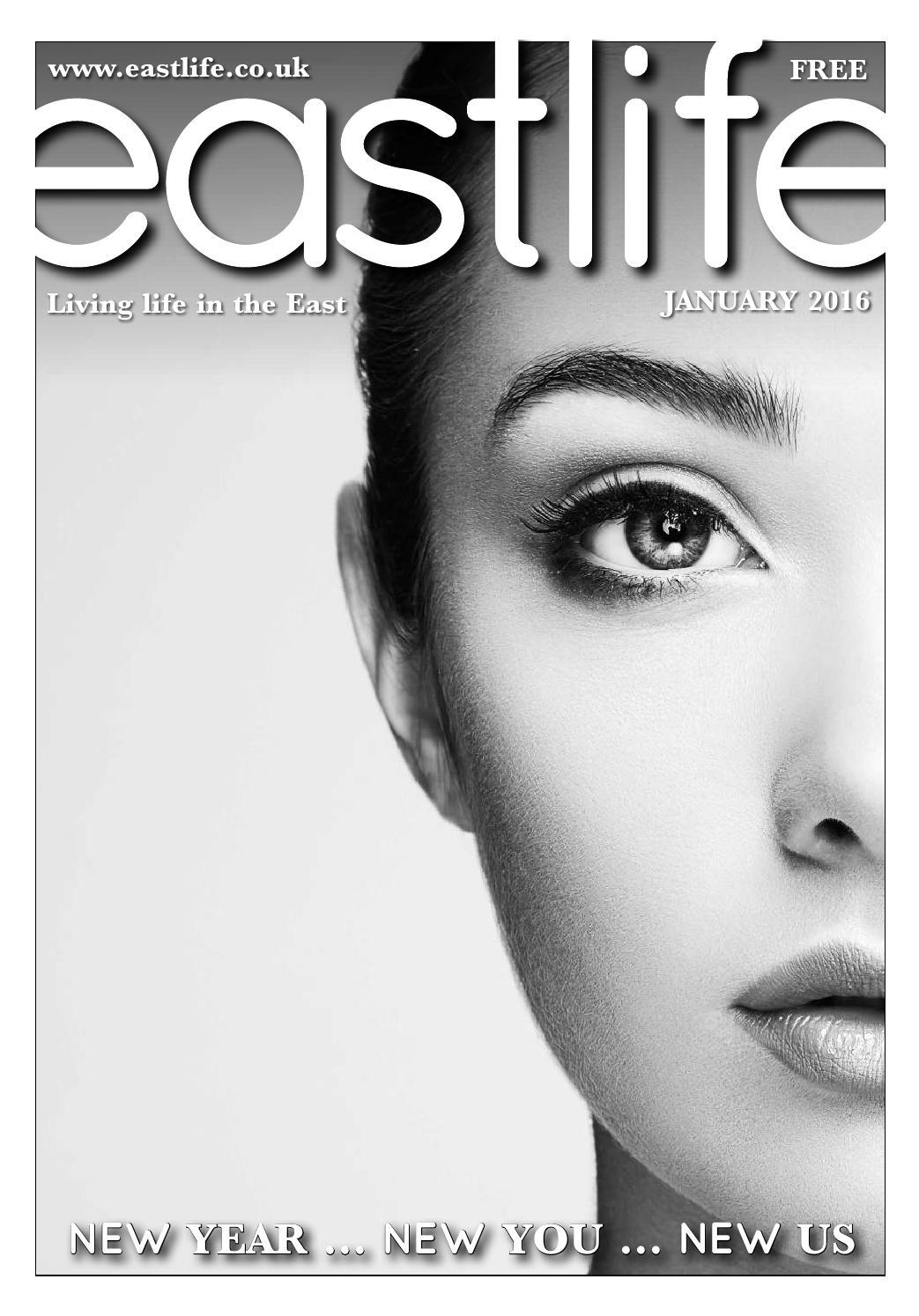 Eastlife January 2016 By Thompson Media Partners Ltd Issuu Jill Beauty Eye Brow Brown Pencil Dan Gel Liner Silver