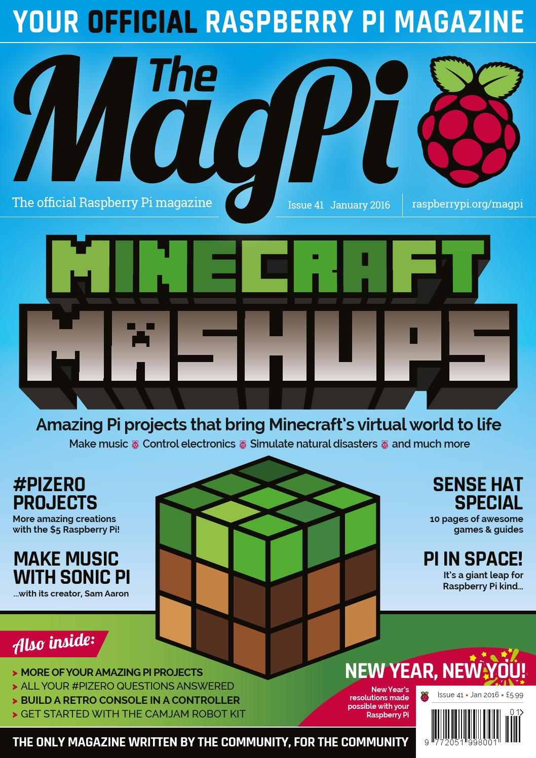 Magpi41 By F Kouwenhoven Issuu Alike The Megatronics This Board Also Combines Ramps And Arduino Mega