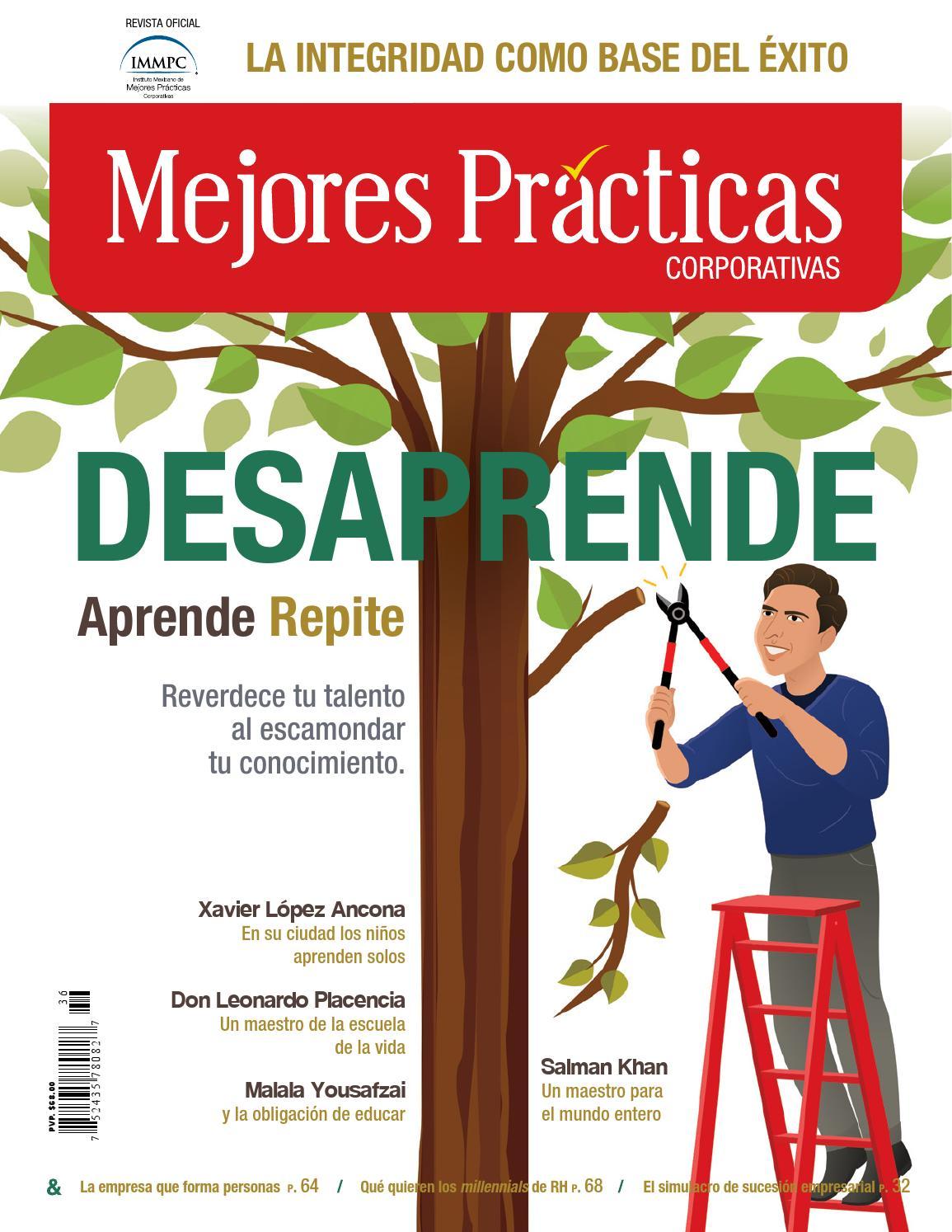 Revista Mejores Pr Cticas No 36 By Grupo Editorial Mejores  # Venta Nocturna Muebles Placencia