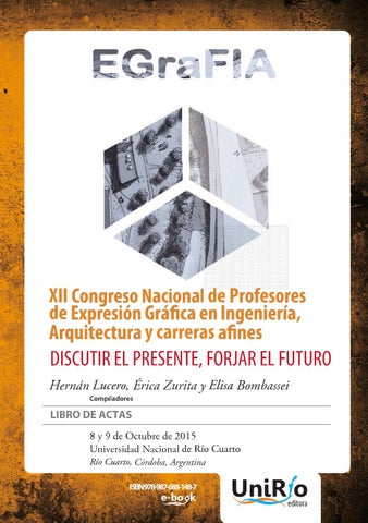 CNPEG XII by Arq. Ing. Lucas Fabián Olivero - issuu