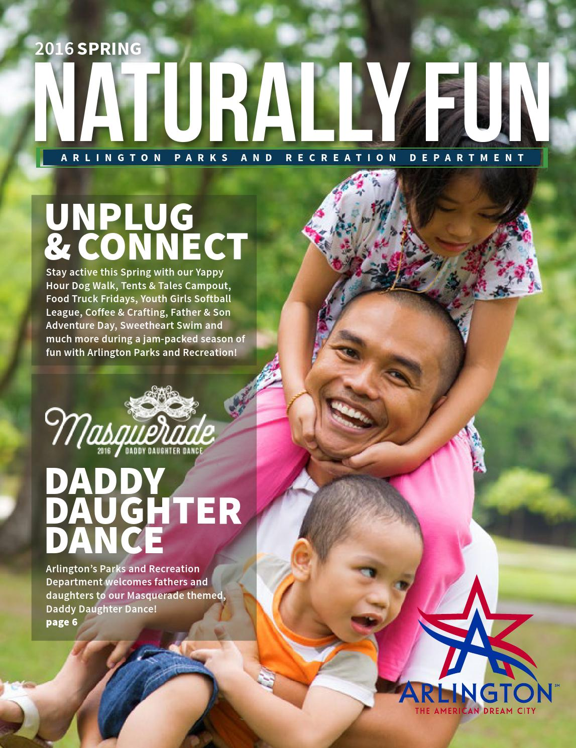 Spring 2016 naturally fun magazine by arlington parks and spring 2016 naturally fun magazine by arlington parks and recreation department issuu aiddatafo Choice Image