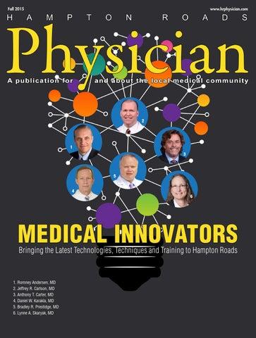 Hampton Roads Physician 2015 By Hampton Roads Physician Magazine Issuu