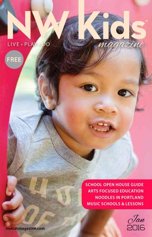 NW Kids Magazine January 2016 by Michelle Snell - issuu