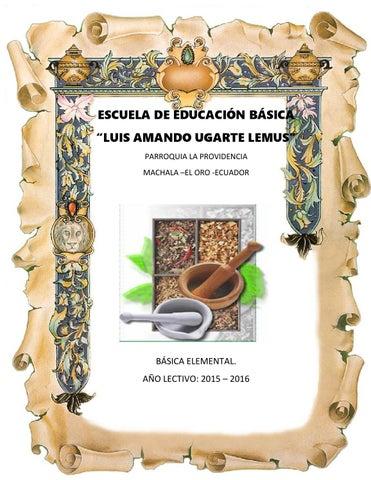 Proyecto educativo de plantas medicinales quinto c by for Importancia de las plantas ornamentales