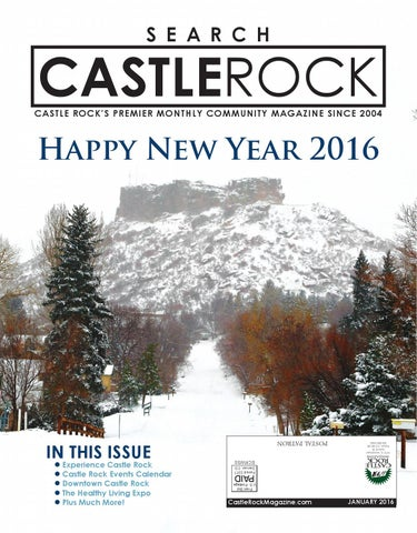 c764be609ffb5 January 2016 Search Castle Rock Magazine by Mike Waid - issuu