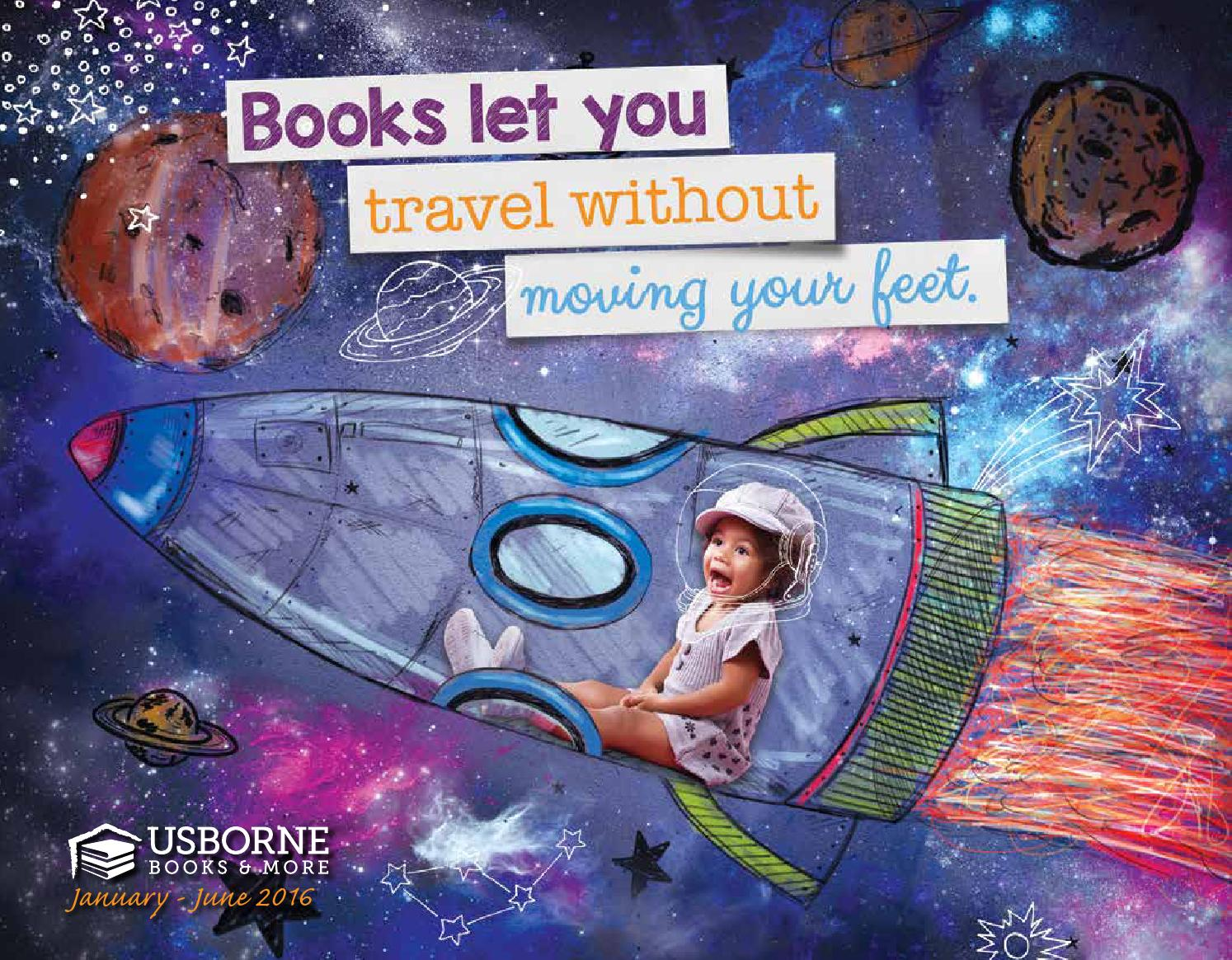 Usborne Books More Full Catalog Spring 2016 By Bookworms Treehouse