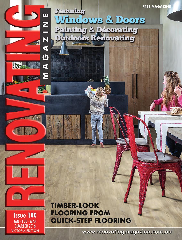 foto de 100 reno vic web by RenovatingMagazine - issuu