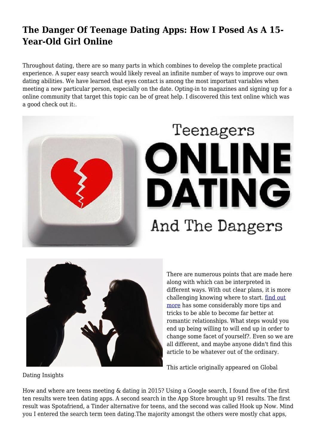 Online-Teenager-Dating-Chaträume