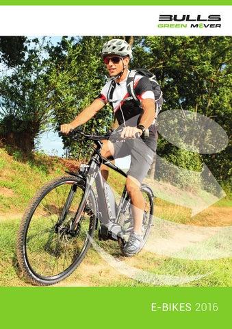Radsport Bulls Green Mover Lacuba Plus Damen Brose Antrieb