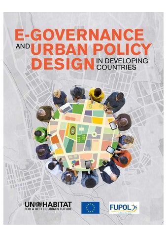 E governance and urban policy design in developing countries by un page 1 fandeluxe Images
