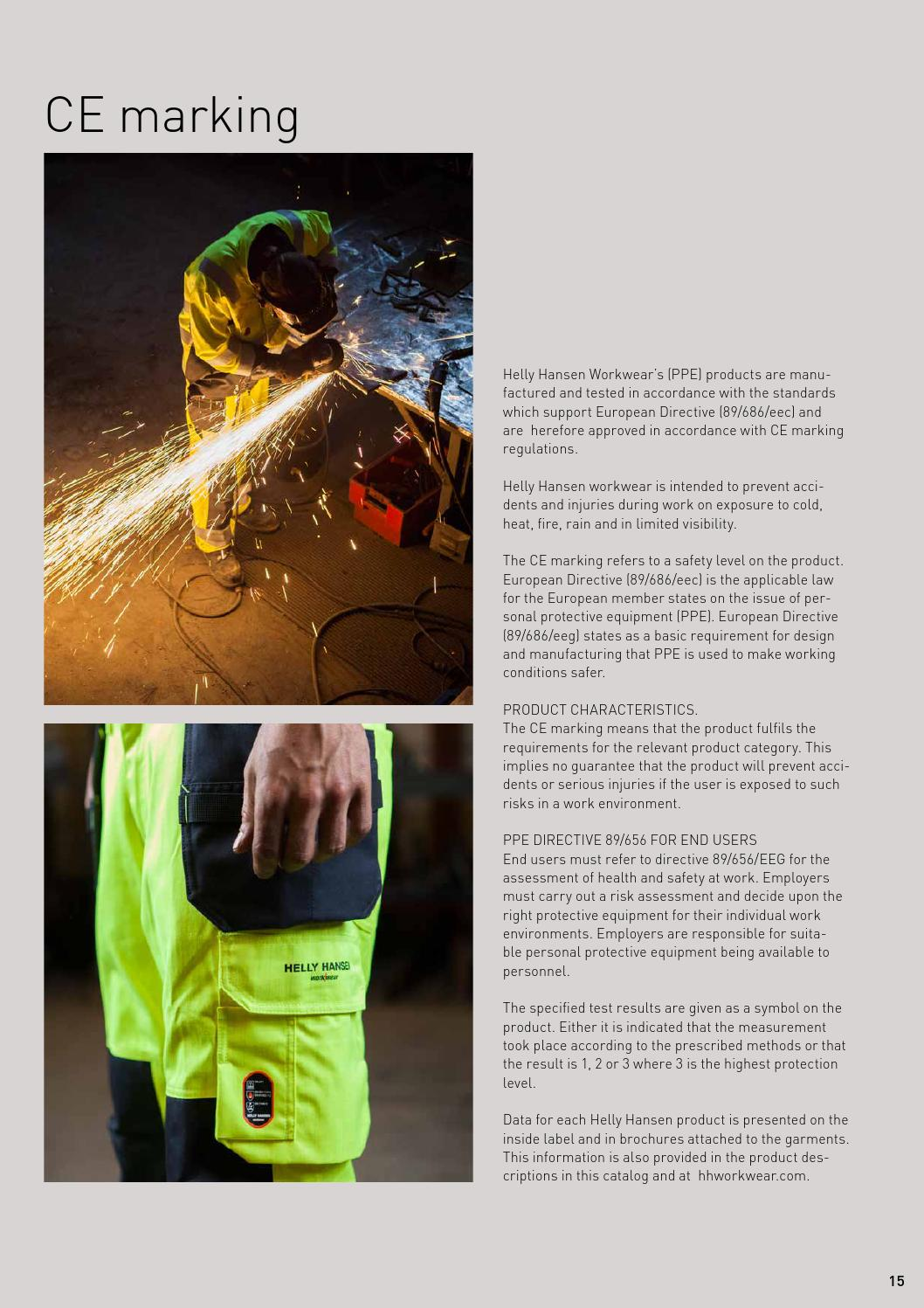 HHww 2015-16 Main Catalog EN by HH Workwear - issuu