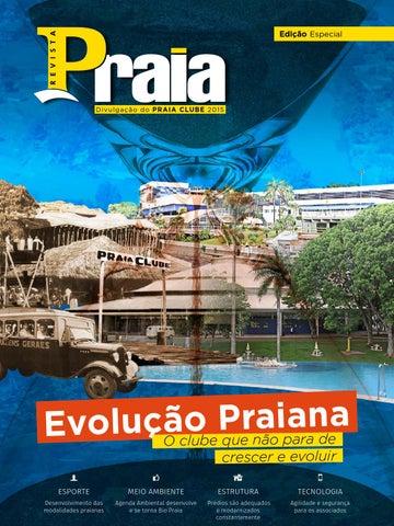 900089db1e Revista Praia - Edição especial - Evolução Praiana by Mizael Lopes ...
