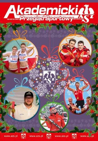 Akademicki Przegląd Sportowy 08/2015 by AZS-APS - issuu