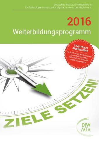 Jahresprogramm 2016 - DIW-MTA by DIW MTA - issuu