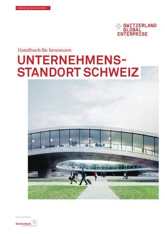 Wirtschaftsförderung Kanton SchaffhausenLeben-Arbeiten-Publikationen