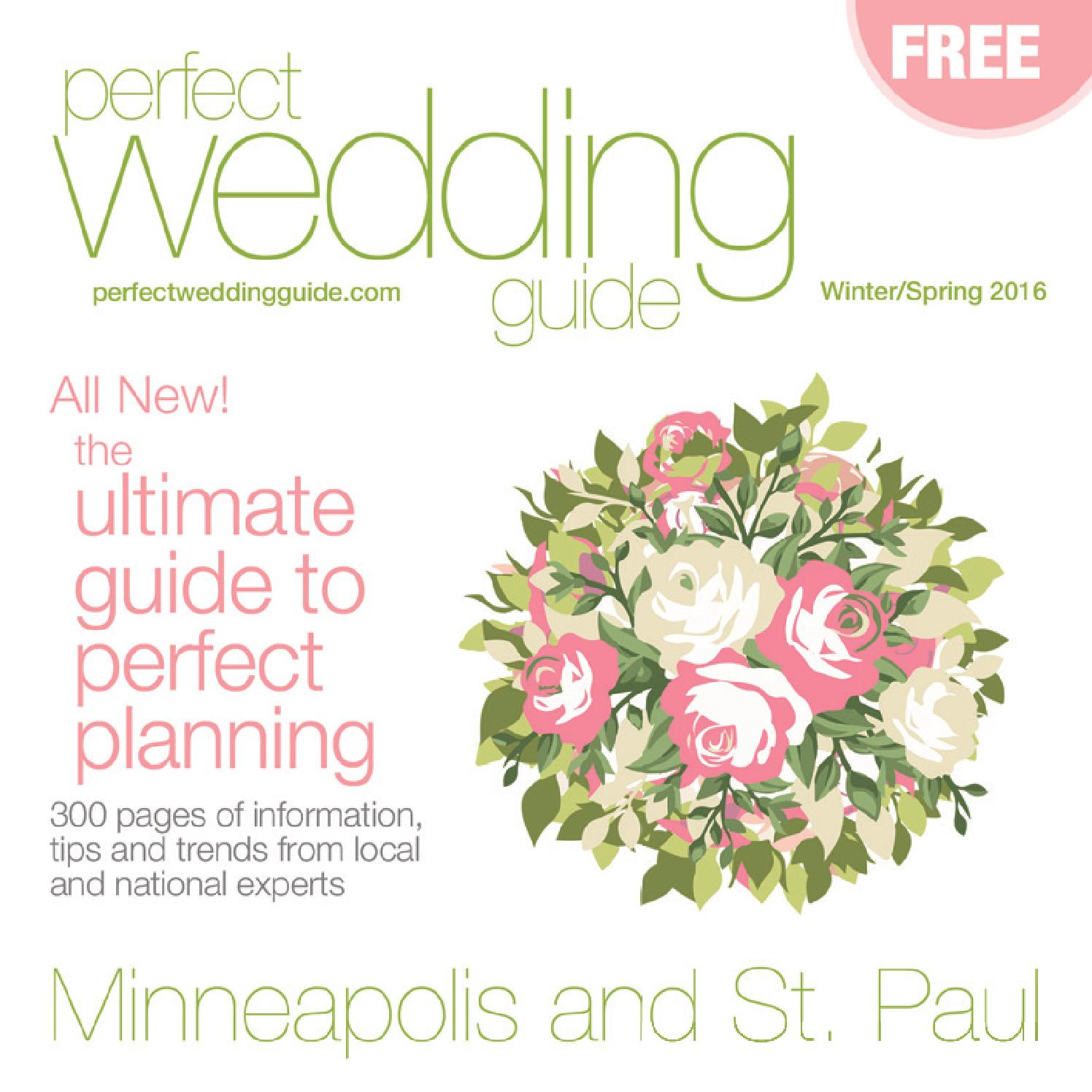 Perfect wedding guide twin cities winterspring 2016 by rick perfect wedding guide twin cities winterspring 2016 by rick caldwell issuu junglespirit Image collections