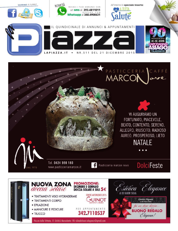 innovative design 13329 24fe5 Lapiazza511 by la Piazza di Cavazzin Daniele - issuu