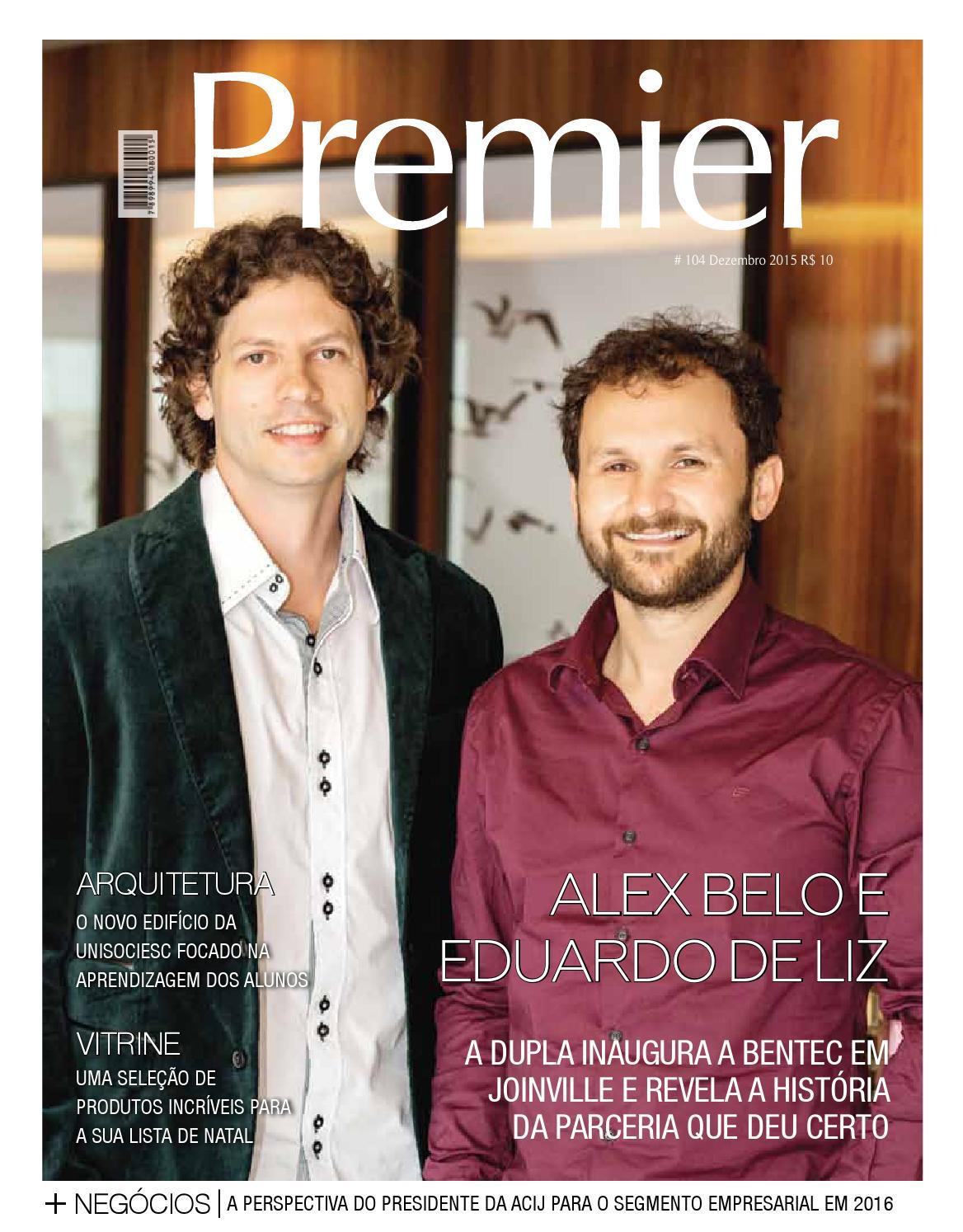 Revista Premier Edição 104 - Dezembro 2015 by Revista Premier - issuu 98bcfa43c92f9