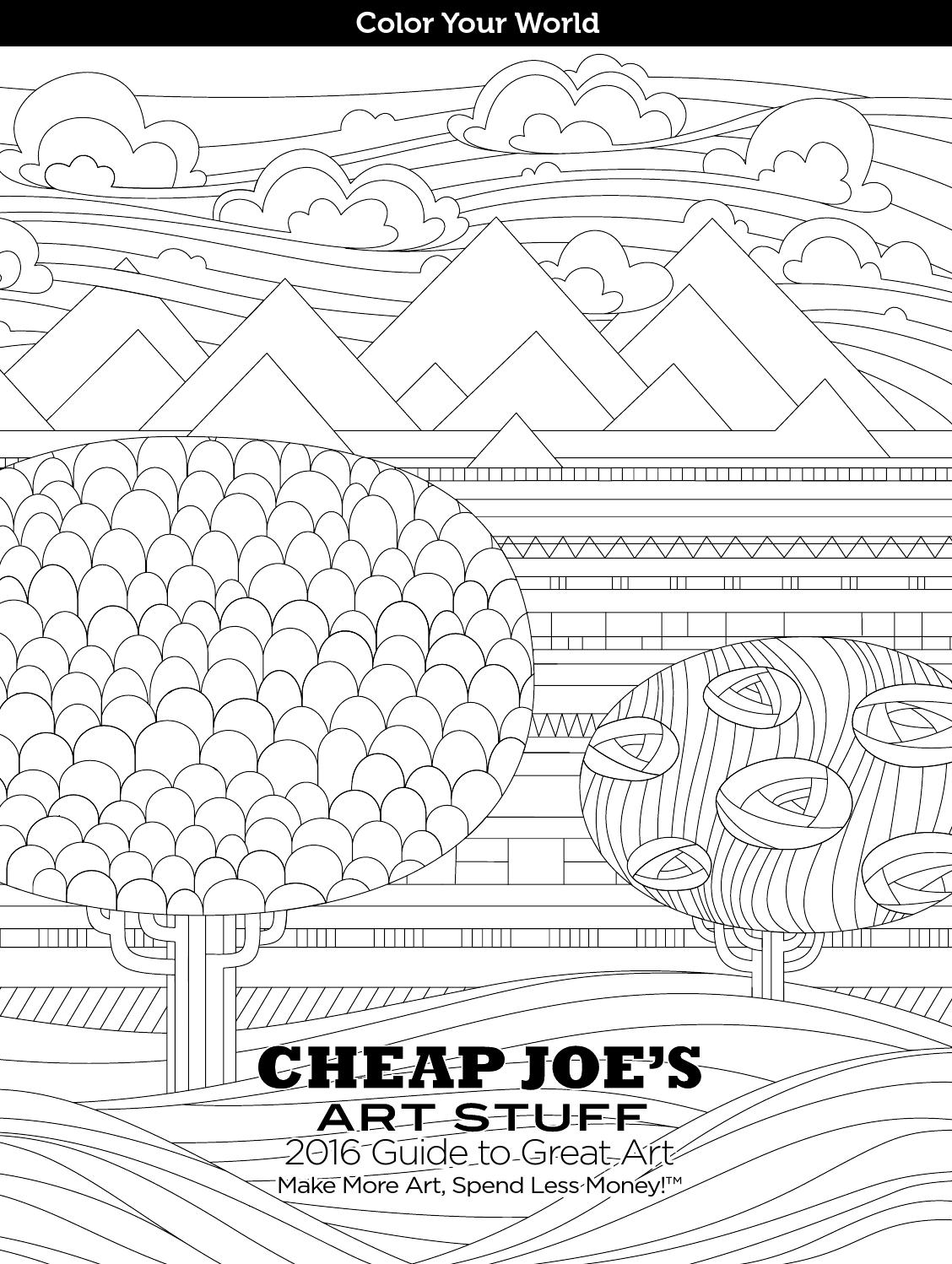 Cheap Joe's Art Stuff 2016 Guide to Great Art by Cheap Joe's Art Stuff -  issuu