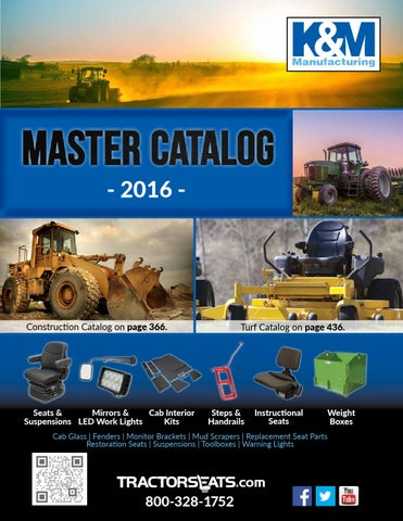 2016 K&M Master Catalog by K&M - issuu