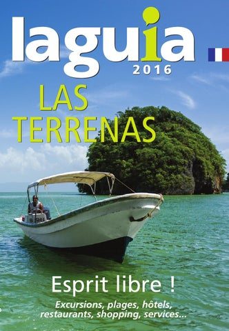 70073ffa6f3244 La guia 2016 (version française) - Las Terrenas et la Péninsule de ...