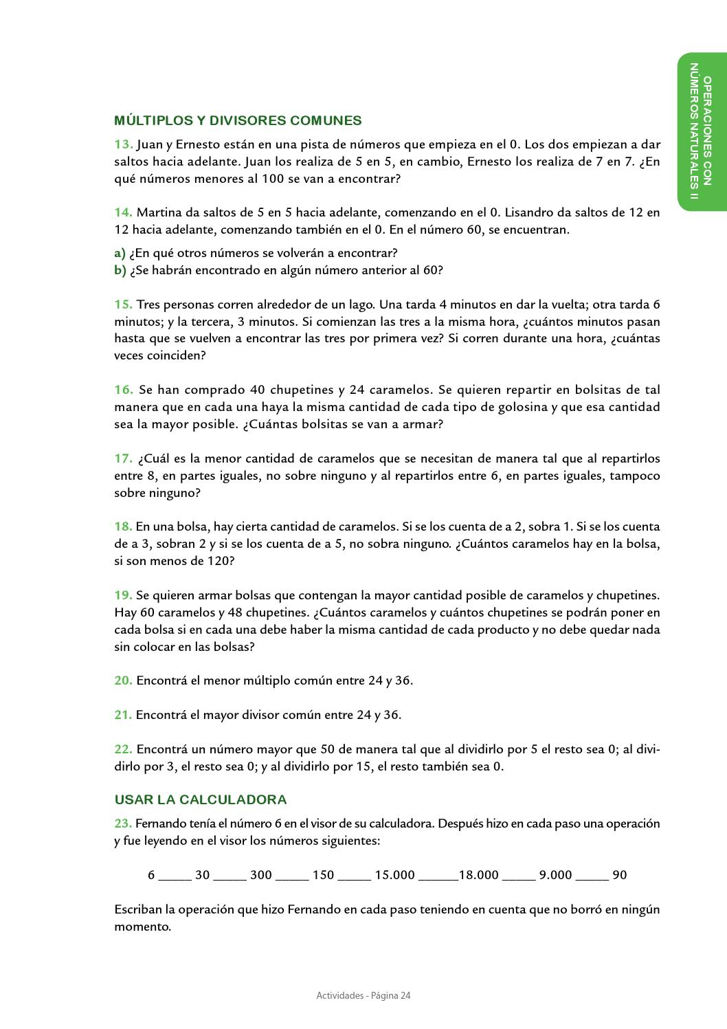 Quinto Grado Matematica Yuyu By Issuu FJT1clK