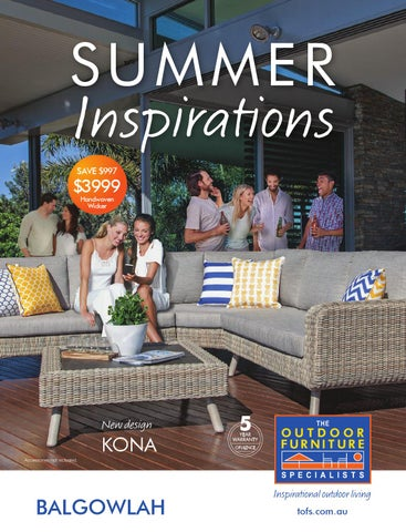 Superior The Outdoor Furniture Specialists   Balgowlah. Summer Inspirations  Catalogue 2016 Part 9